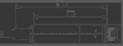 Dimensions capteur de niveau CNR