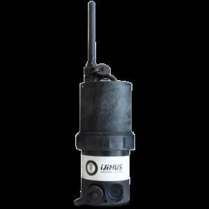 Enregistreur multi aplications - autonome - HF/GPRS - IP68 - IJINUS