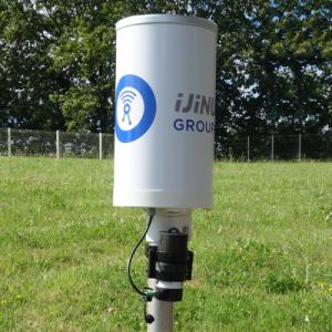 Pluviomètre à auget RG20 Ijinus groupe Claire